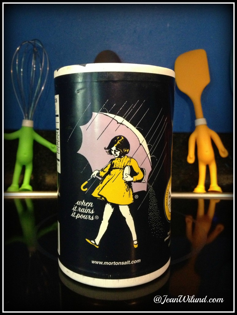 When It Rains It Pours - Morton Salt