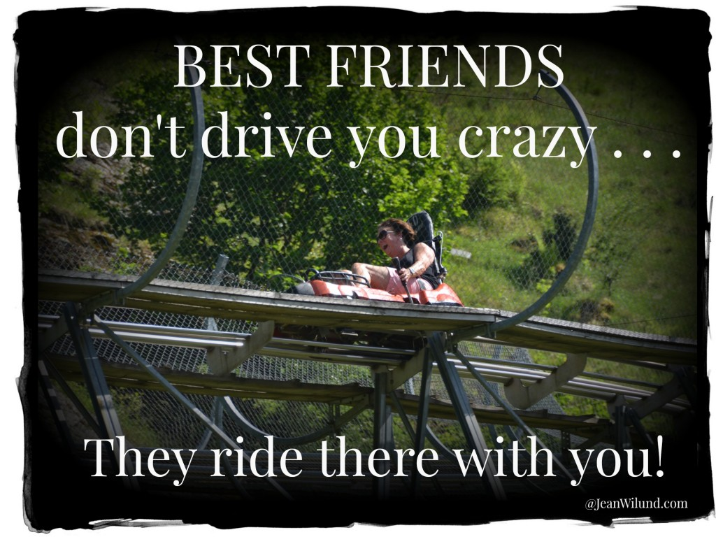 Click to view post: Why Having Crazy Friends May Just Save Your Life