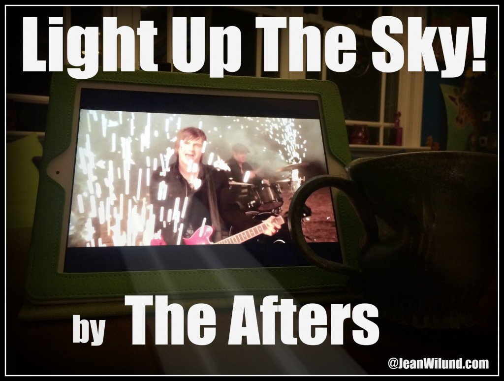 Click to view music video: Light Up The Sky by The Afters