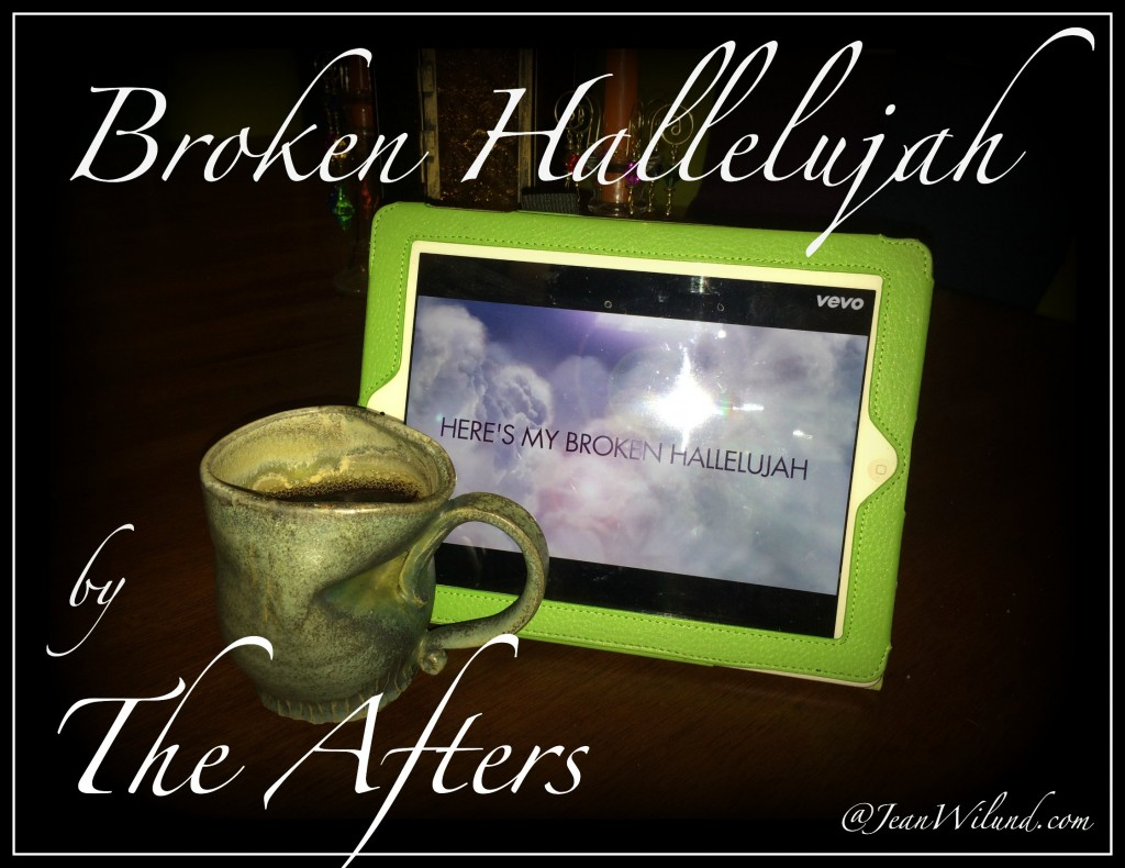 "Click to watch ""Broken Hallelujah"" by The Afters"
