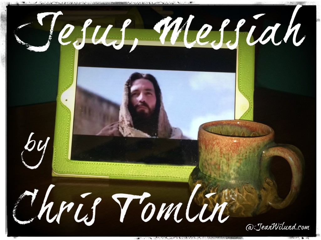 "Click to view music video: ""Jesus, Messiah"" by Chris Tomlin"
