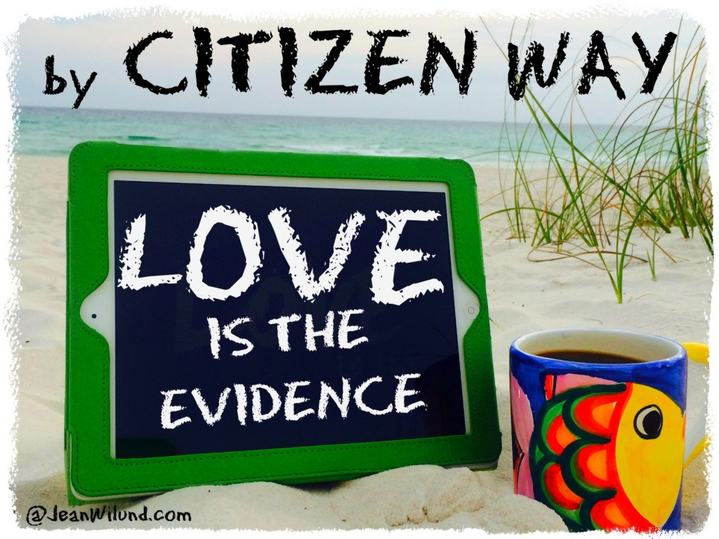 "Click to view music video: Monday Music:  ""Love is the Evidence"" by Citizen Way"