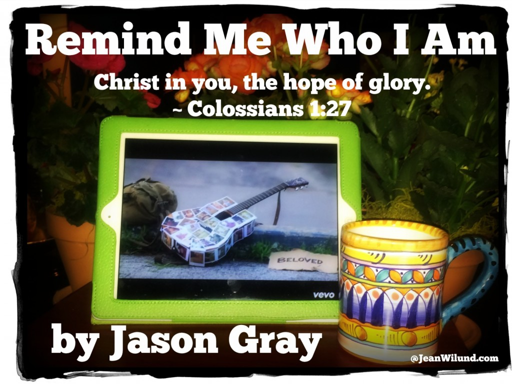 "Click to view music video: ""Remind Me Who I Am"" by Jason Gray"