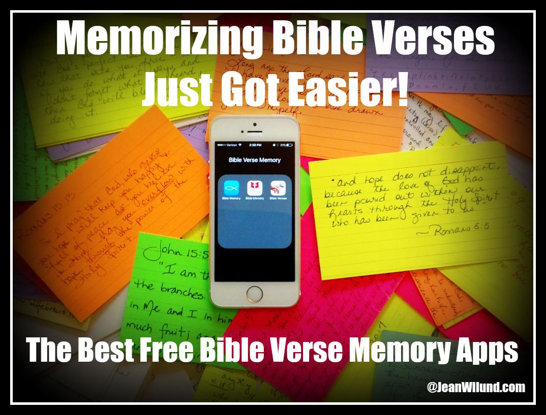 Memorizing Bible Verses Just Got Easier — The Best Free Bible Verse Memory Apps