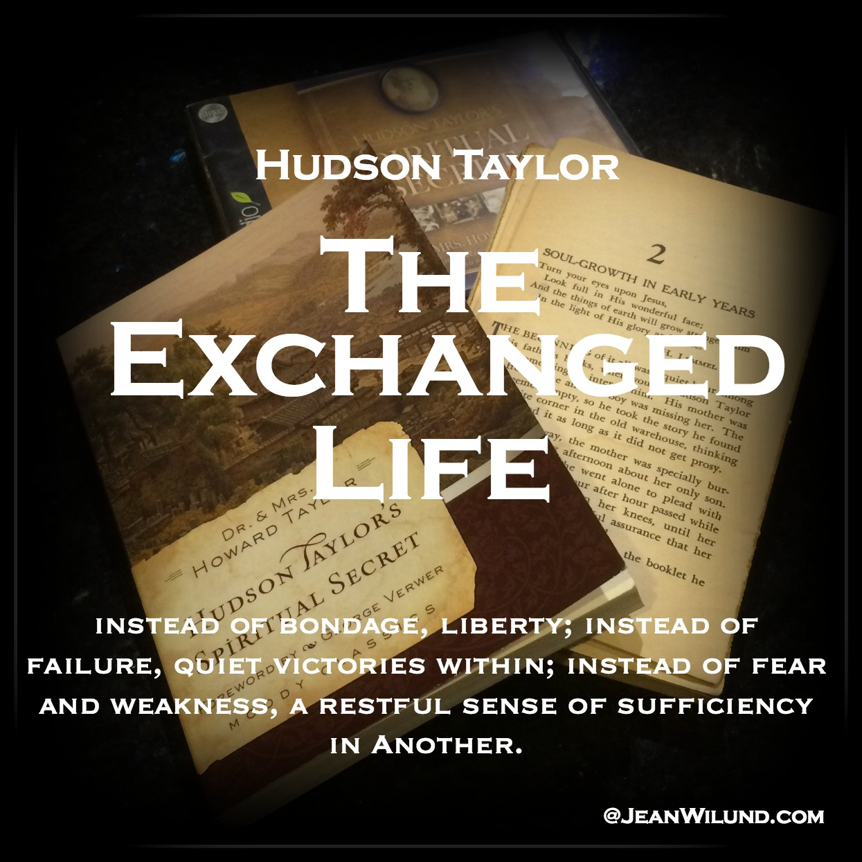 the life and ministry of hudson taylor Which means that there are glorious things to see in the life of hudson taylor,  and wonderful lessons to be learned about abiding in christ and.