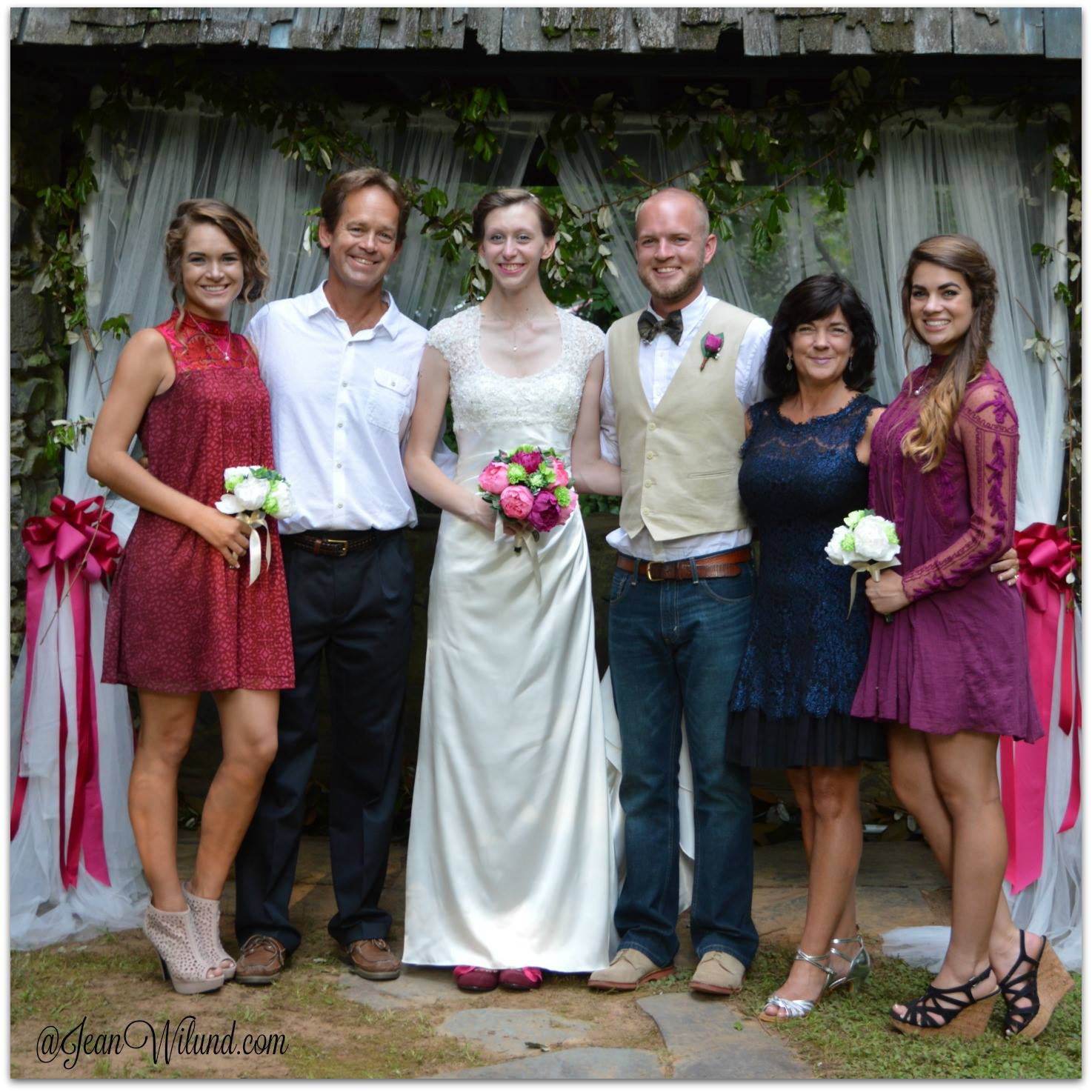 our-family-at-bobby-kaitlyns-wedding