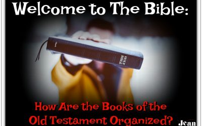 How Are the Books of the Old Testament Organized?