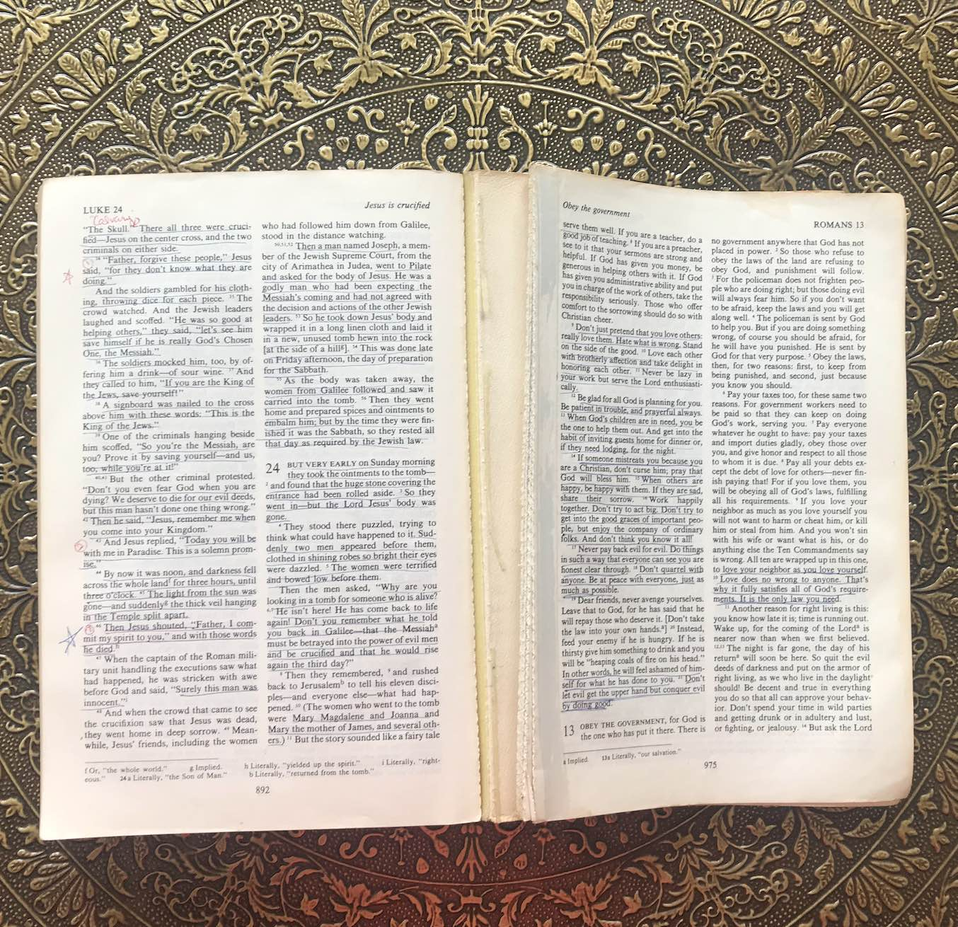 What if we interviewed your Bible? What would it say about your relationship with God? Jean Wilund @JeanWilund.com